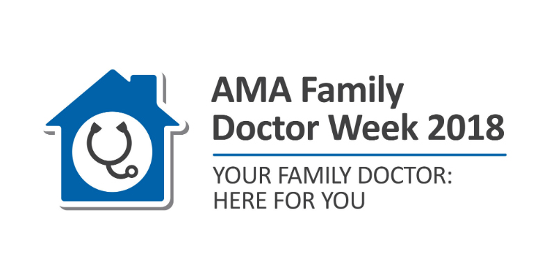 AMA Family Doctors Week